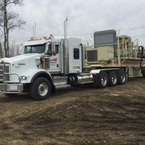 3 Truck On Dirt
